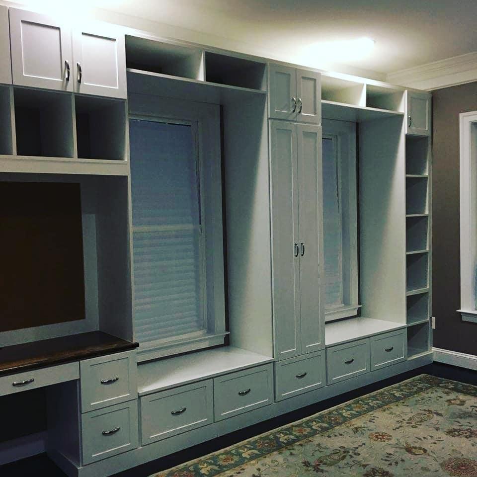 Attachment: Home Office U2013 Chesapeake Closets
