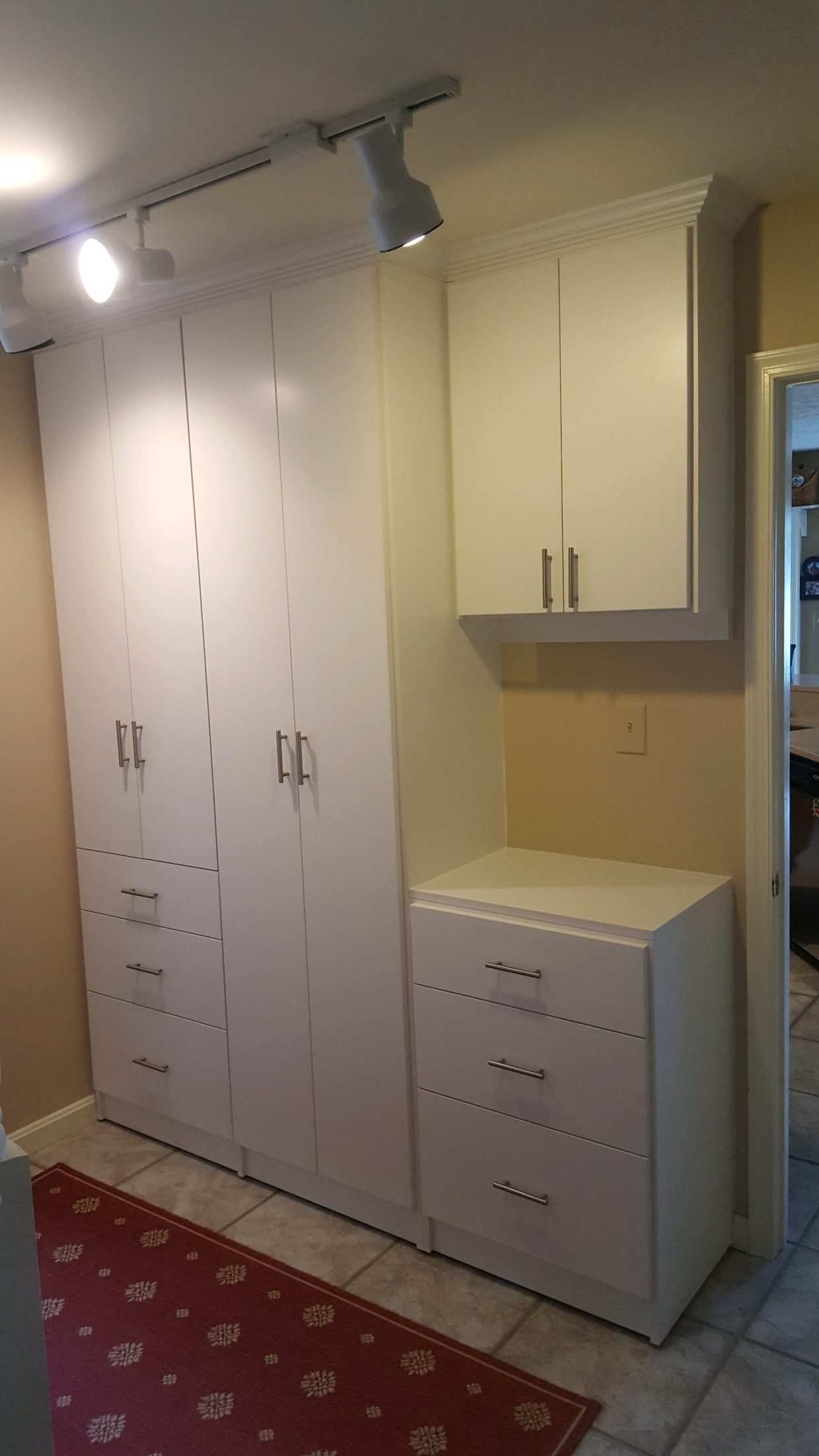 Mudroom Laundry Room Combo