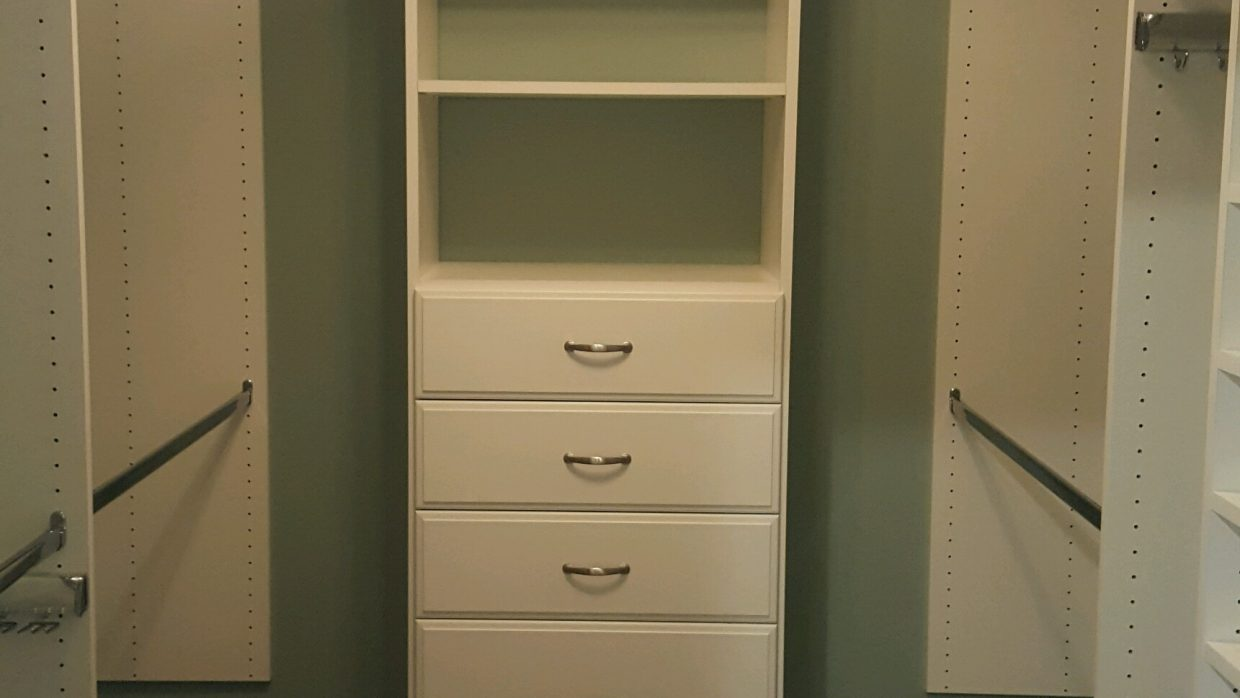 Wall Mount Drawer Unit