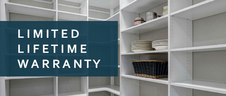 The Chesapeake Closets Warranty